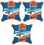Chuckit! Flying Squirrel Large 3pk