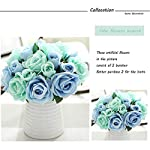 CQURE-Artificial-Fake-Flowers-Silk-Artificial-Roses-9-Heads-Bridal-Wedding-Bouquet-for-Home-Garden-Party-Wedding-Decoration-Pink-Champagne-