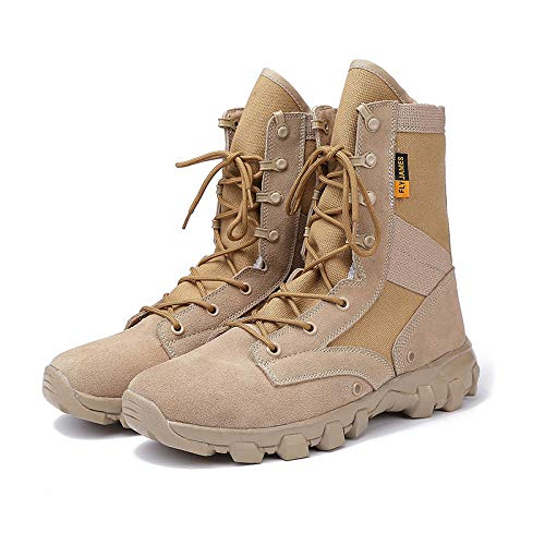 HCBYJ skor Combath Combath Companing Mountaing Mountaing Mountaing Taktic stövlar militärer mansskor bekväma träningsresistenta stridskängor  60% rabatt