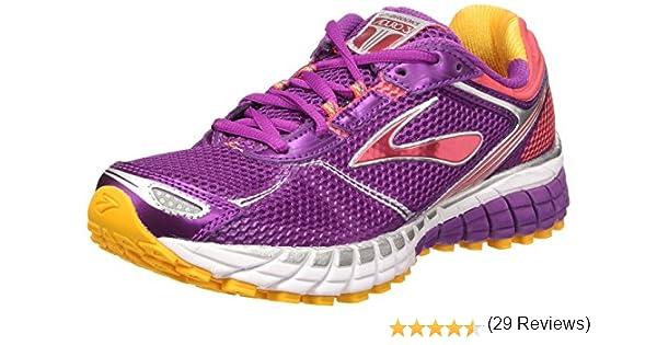 Brooks Aduro 3 W, Zapatillas de Running para Mujer, Byzantium ...