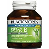 Blackmores Mega B Complex  (75 Tablets)