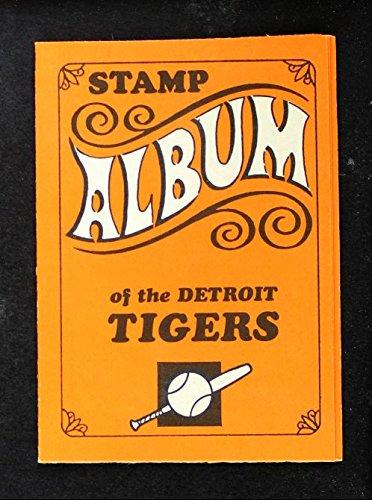 1969 Topps Baseball Stamp Albums NO Detroit Tigers Detroit Tigers (Baseball Card) Dean's Cards 3 - VG (Detroit Tigers Album)
