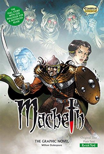 Read Online Macbeth the Graphic Novel PDF