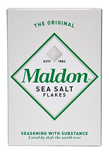Halen Mon Sea Salt - Maldon Sea Salt Flakes, 8.5 ounce Box