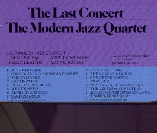 Complete Last Concert