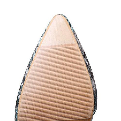 BalaMasa Compensées Femme Sandales Gris ASL05508 qqZPwY1