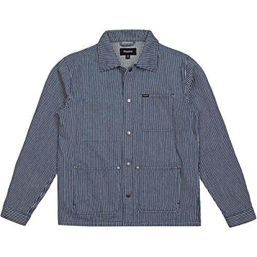 e291d6ffea5 hot sale Brixton Men's Survey Standard Fit Wool Jacket - mgmpmi.com