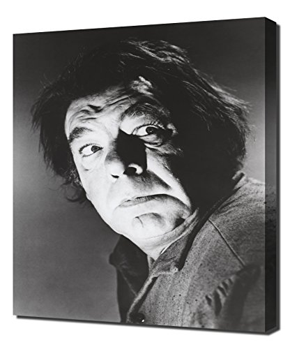 Chaney Jr., Lon (Of Mice and Men)_01 - Canvas Art Print