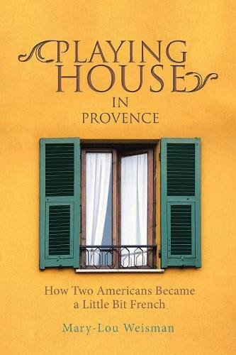 Painted Provence Kitchen - Playing House in Provence: How Two Americans Became a Little Bit French