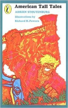 Book American Tall Tales (Puffin Books) by Adrien Stoutenburg (1976-10-28)