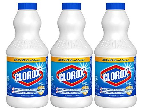 Clorox Regular Bleach, 90 Ounces Total