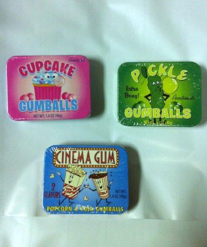 pickle gumballs - 1