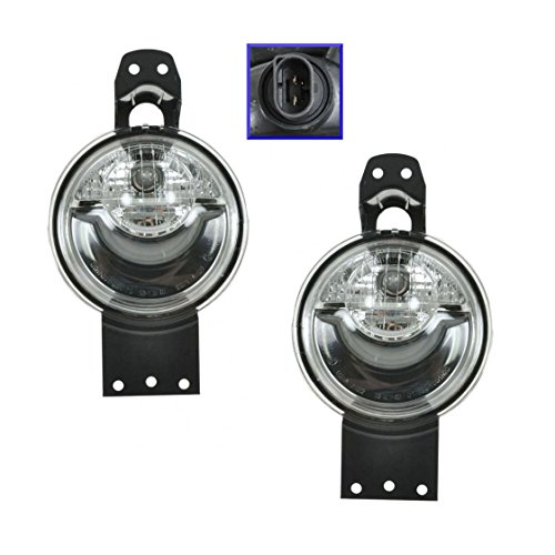 ng Turn Signal Pair Set for Mini Cooper Clubman Countryman ()