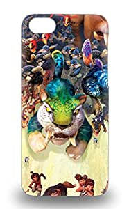 2275272M70523621 Waterdrop Snap On Dream Works The Croods Case For Iphone 5c
