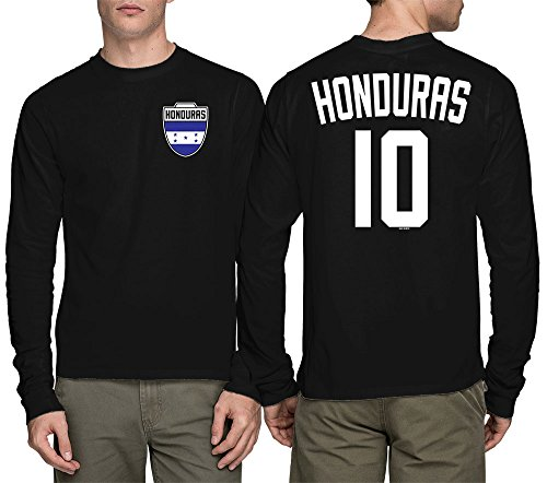 Long Sleeve Honduras Hondurian T shirt