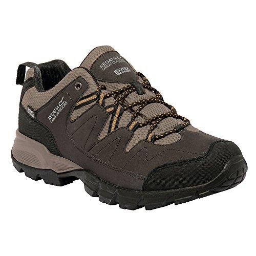 Regatta Holcombe - Chaussures de Marche - Homme (42 EU) (Gris)