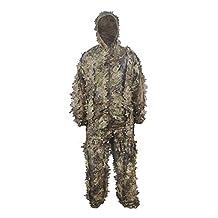 LOOGU Ghillie Suit for Outdoor Activities