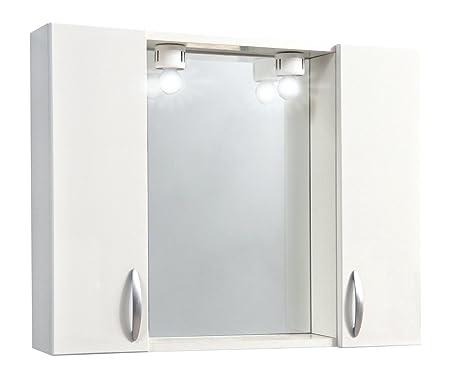 Specchio ad angolo per bagno con mobile bagno zara idee creative e