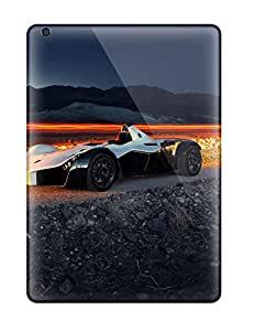 Durable Bac Mono In Death Valley Back Case/cover For Ipad Air