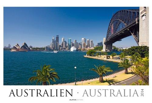 Australien Bildkalender 2014