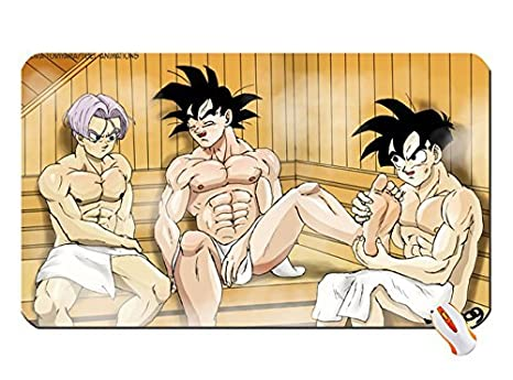 dragonball gay hentai