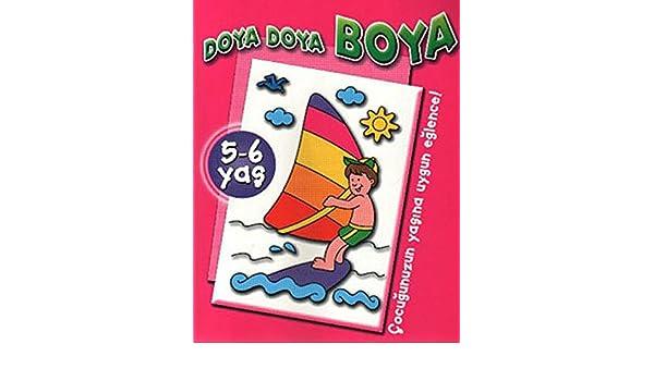 Doya Doya Boya 5 6 Yas Kolektif 9789759910075 Amazon Com Books