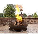 40 to 44 inches fire pits fire pits for Amazon prime fire pit