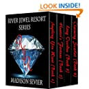 RIVER JEWEL RESORT BOX SET Books 1-4 BOOK BUNDLE
