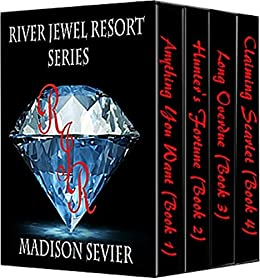 RIVER JEWEL RESORT BOX SET Books 1-4 BOOK BUNDLE by [Sevier, Madison]