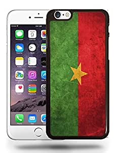 Burkina Faso National Vintage Flag Phone Case Cover Designs for iPhone 6