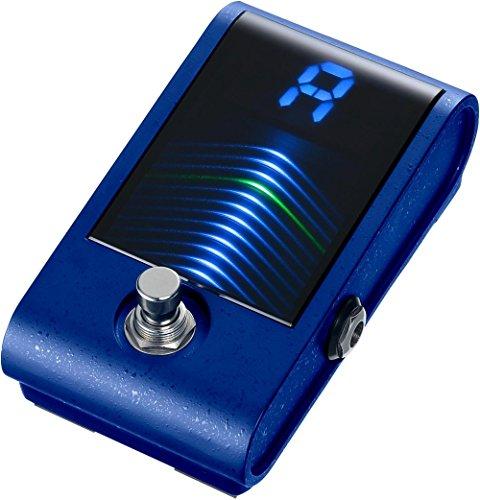 Korg Pitchblack Custom Pedal Tuner Blue