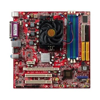 Amazon.com: MSI MS-7207 NVIDIA GeForce 6100 Socket 939 micro ...