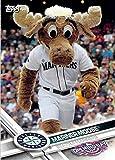 2017 Topps Opening Day Baseball Mascots Insert #M-14 Mariner Moose Mariners