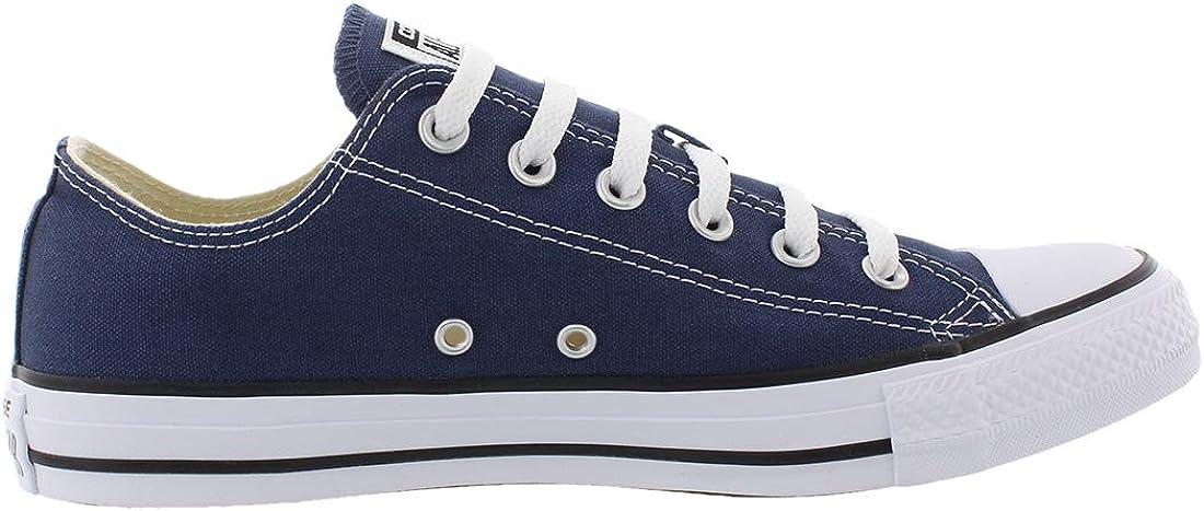 Converse Chuck Taylor All Star C151170, Sneakers Hautes Mixte Bleu Marine Toile