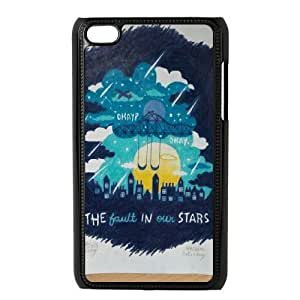 Customized Dual-Protective Case for Ipod Touch 4, Okay Cover Case - HL-709945