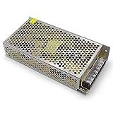 WEIKIN 12v 10a 120w Switching Power Supply for Led Strip Light CCTV Input Ac100v-240v Dc 12v Output Voltage Transformer AC/DC Converter adaptor (12V-10A)