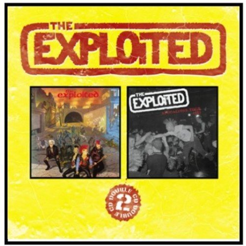 Exploited: Troops of Tomorrow/Apocalypse Punk Tour (Audio CD)