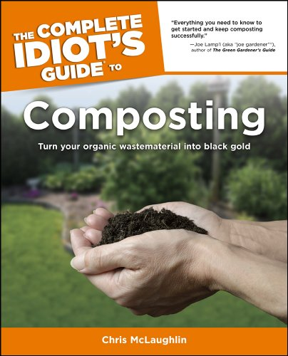 The Complete Idiot's Guide to Composting cover