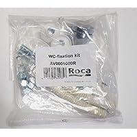 Roca AV0001000R - Kit Fijación Inodoro Wall In