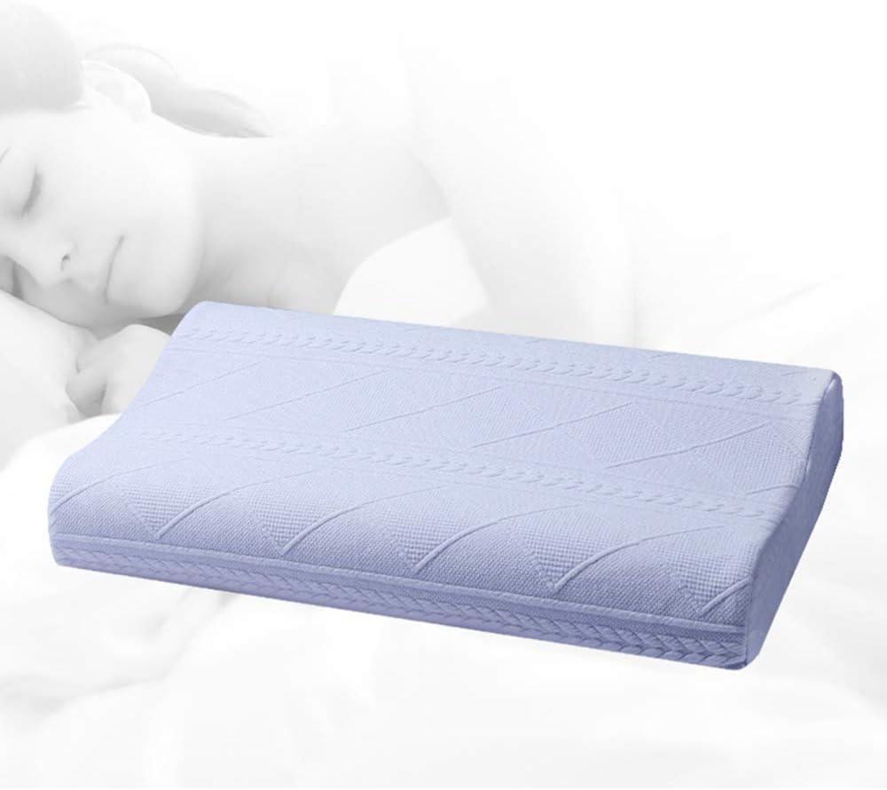LAYUMAK Slow Rebound Memory Foam Pillow