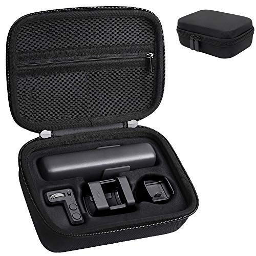 Portable Waterproof Anti-Shock Camcorder Case Protective Bag Compatible with DJI Osmo Pocket and Accessories