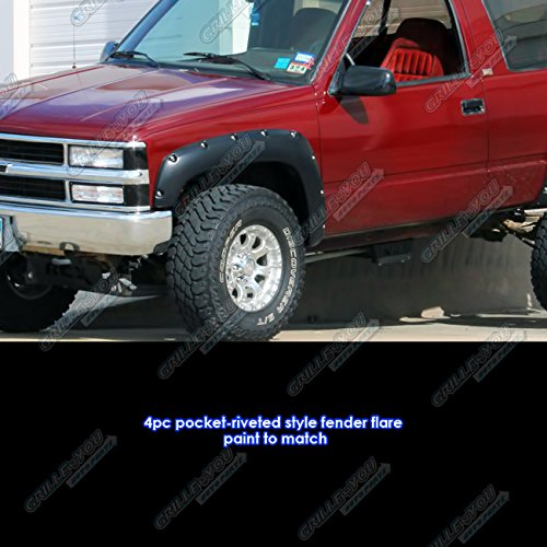Compare Price: Fender Flares Chevy K1500