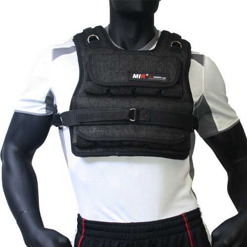 MiR Flow Adjustable Weighted Vest product image