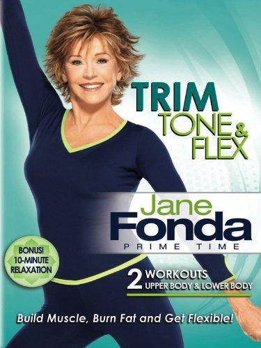 Jane Fonda Prime Time: Trim, Tone & - Sleeveless Flex