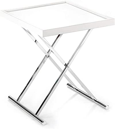 Tavolo Pieghevole Con Vassoio.Wink Design Baldi Tavolino Richiudibile Con Vassoio Estraibile