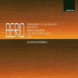 Sequenzas I & IV & VIII & Ixa & Xiv: Due Pezzi