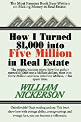 """Probably the most famous book ever written on making money in Real Estate. Twenty years since """"HOW I TURNED $1,000 INTO ONE MILLION IN REAL ESTATE IN MY SPARE TIME"""" was published, scarcely a day passes but someone asks, """"Is it still possible ..."""