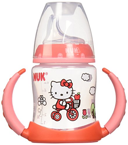 NUK Learner Sippy Cup, Hello Kitty, 5oz 1pk
