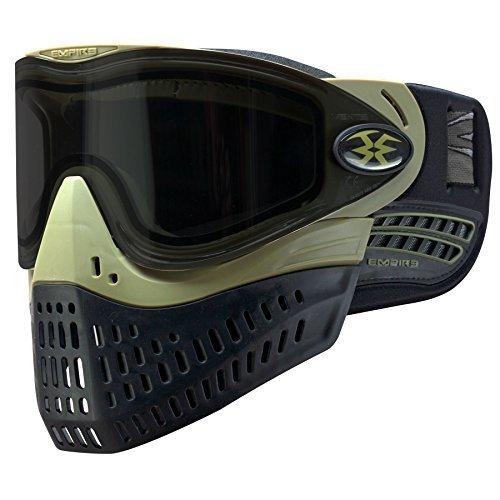 Empire E-Flex Mask SE Olive W/Smoke Lens