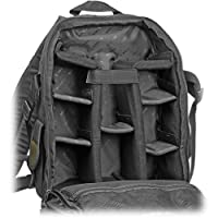 Canon Deluxe Backpack -water resistant back pack made-holds 1-2 Canon digital SLR cameras with 3-4 lenses from Canon